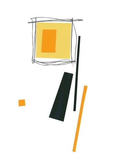 David Baird, 'Color Study #8', ca. 2019
