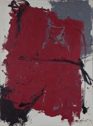 Huang Rui 黄锐, 'Red No.3 (left)', 1991