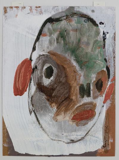 Charline von Heyl, 'Boy', 2014