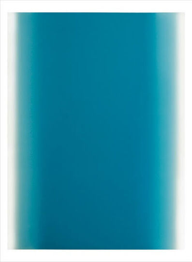 Betty Merken, 'Illumination, Turquoise #10-20-15', 2020
