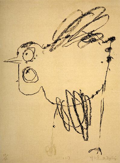Ye Yongqing 叶永青, 'chick', 2007