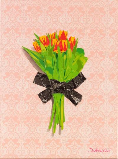 The Dotmaster, 'Tulips Stick Em Up!', 2021