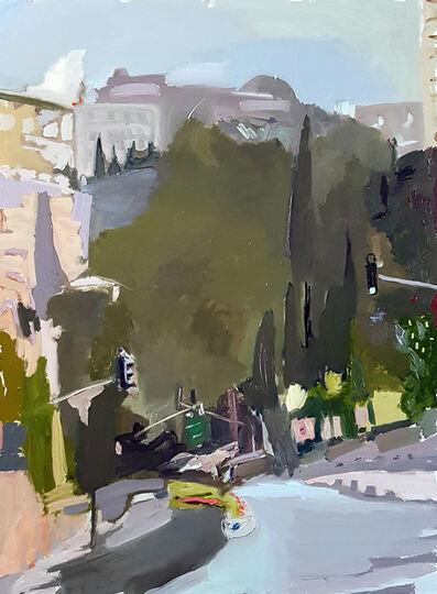 Boaz Noy, 'White Smoke on Balfour', 2020