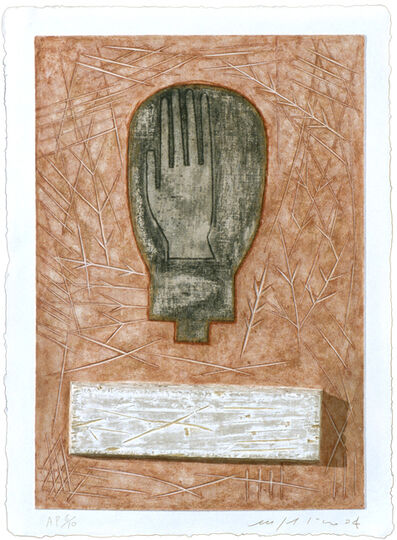 Mimmo Paladino, 'California Suite No. 10', 2004