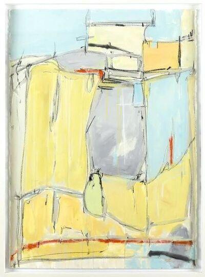 Teresa Roche, 'City Street, Laundry', 2018