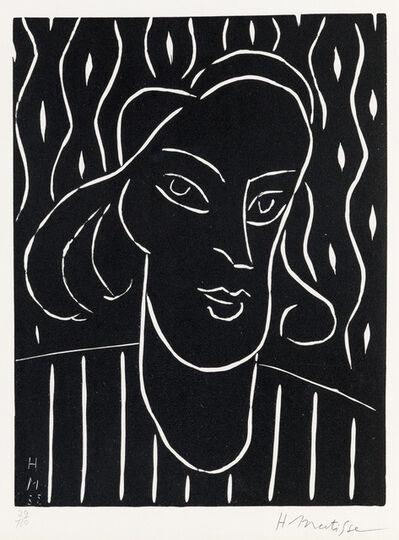 Henri Matisse, 'Teeny', 1938