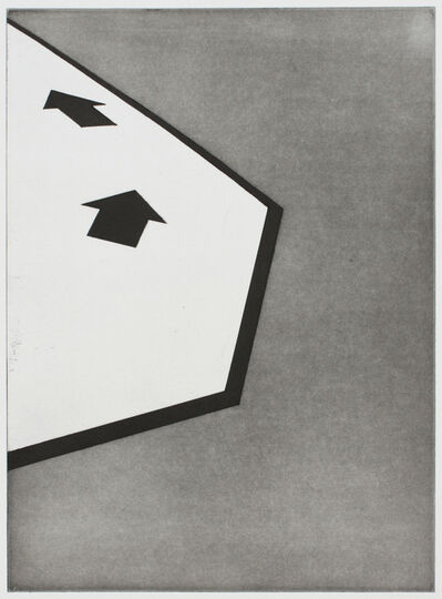 Nina Katchadourian, 'Window Seat Suprematism 3', 2014