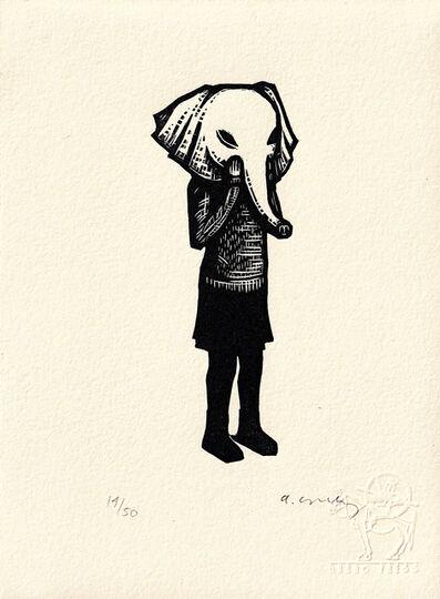 Alberto Cruz, 'Untitled (Niña Elefante)', 2019