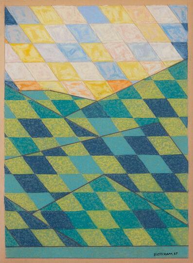 Emil Bisttram, 'Taos Mountains Diptych', 1937