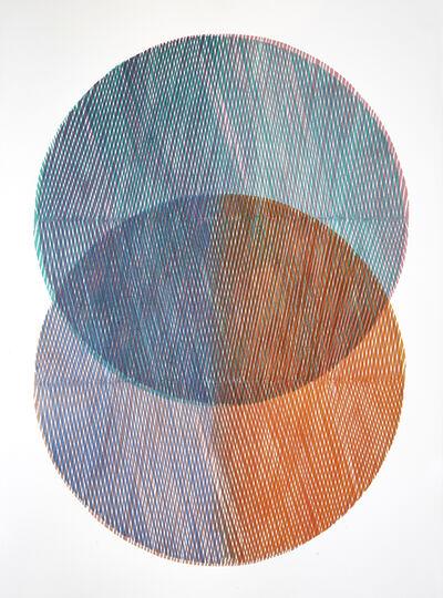 Lucinda Tanner, 'Mandorla Study VII', 2019