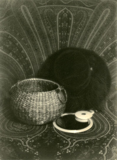 Ira Martin, 'Design: Hat, Basket, Mirror', ca. 1922