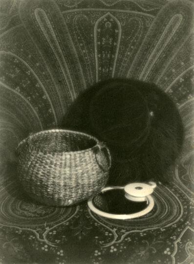 Ira Martin, 'Design: Hat, Basket, Mirror', ca. 1922