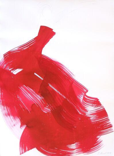 Bettina Mauel, 'The Red Cloth  83', 2016