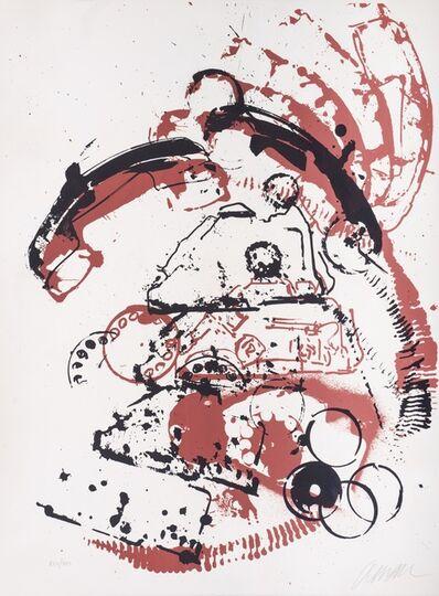 Arman, 'Le téléphone', 1971