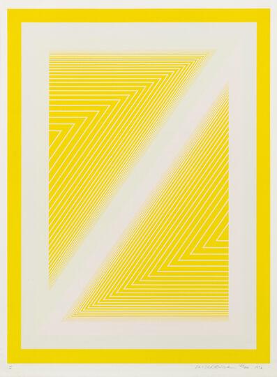 Richard Anuszkiewicz, 'Sequential I', 1972