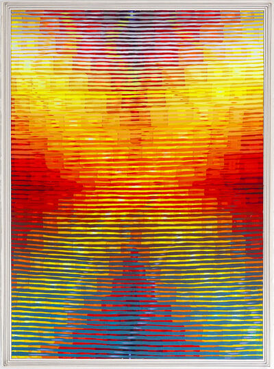 Andrew Schoultz, 'Soul Centered (Explosion)', 2020