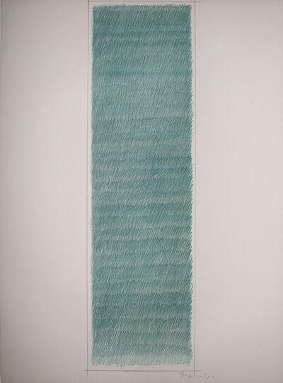 Joan Hernández Pijuan, 'Cartel avant la lettre de las exposiciones Galeria Joan Prats y Galeria Ciento', 1978