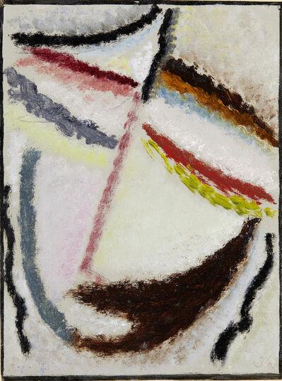 Alexej von Jawlensky, 'Abstrakter Kopf', 1934