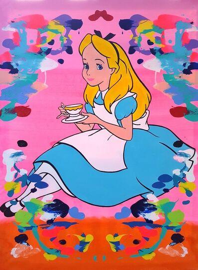 Jack Graves III, 'Alice in Wonderland Icon', 2018