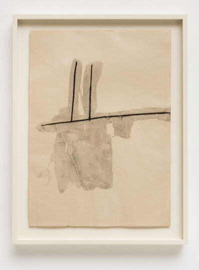 Mira Schendel, 'Untitled [from the Aguadas series]', c. 1963