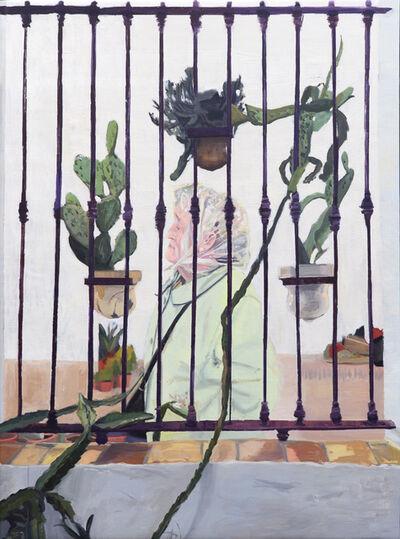 "Virginia Bersabe, '"" Mirada interior ""', 2018"