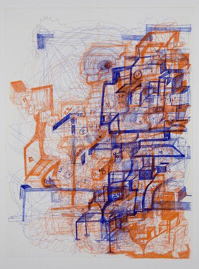 Joanne Greenbaum, 'Untitled', 2007