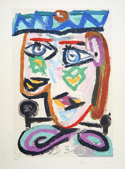 Pablo Picasso, 'Femme Au Beret, 1939', 1979-1982