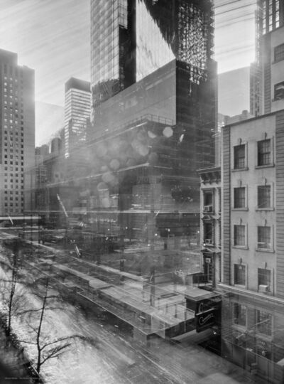 Michael Wesely, 'The Museum of Modern Art, New York (9.8.2001 - 2.5.2003)', 2001-2003