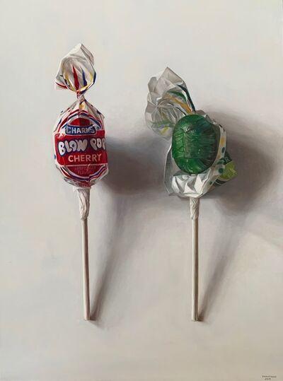Gina Minichino, 'Two Blow Pops', 2018