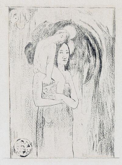 Paul Gauguin, 'La Orana Maria.', 1894-95