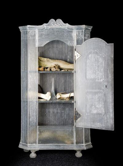Alena Matĕjka, 'My Dear, Hunter of Lavondyss (Wardrobe)', 2009