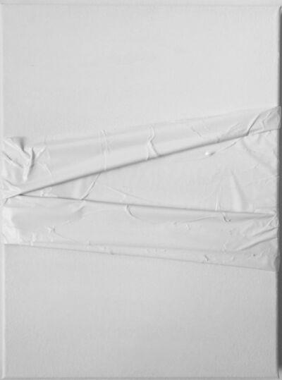 Alberto Gil Cásedas, 'PW6 (XIV) AA. Prueba de Leucofobia: Blanco sobre blanco (Leukophobia test: White on white)', 2019