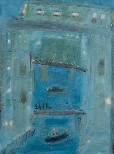 Kathryn Lynch, 'Blue Gowanus', 2020
