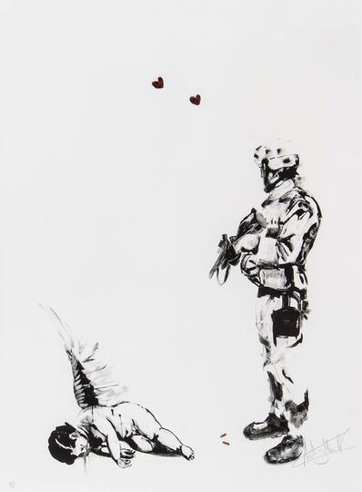 Antony Micallef, 'Friendly Fire', 2006