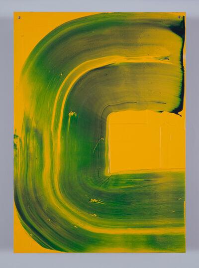 Pedro Calapez, 'Breve#8', 20143