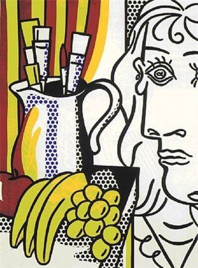 Roy Lichtenstein, 'Still Life with Picasso', 1973