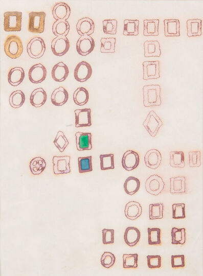 Mira Schendel, 'Untitled'