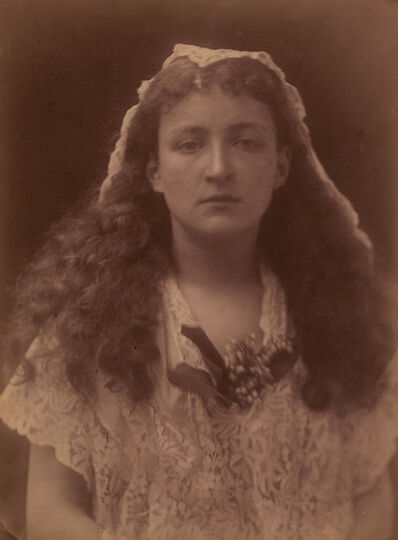 Julia Margaret Cameron, 'Isabel Bateman in the Character of Queen Henrietta Maria', 1874/1874