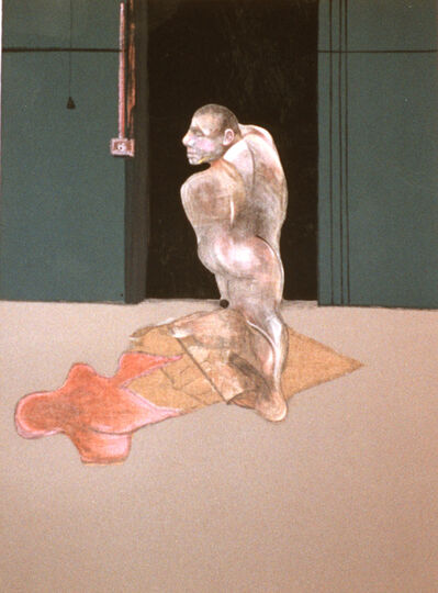 Francis Bacon, 'Study for Portrait of John Edwards 1986', 1987