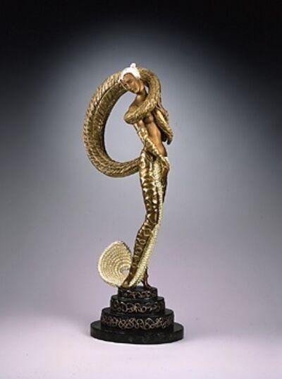"""Erté (Romain de Tirtoff), '""""Masquerade"""" - Bronze by Erte', 1988"""
