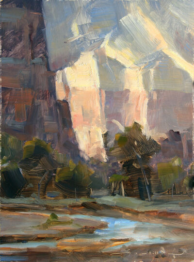 Dave Santillanes, 'The Floor of the Canyon', 2015