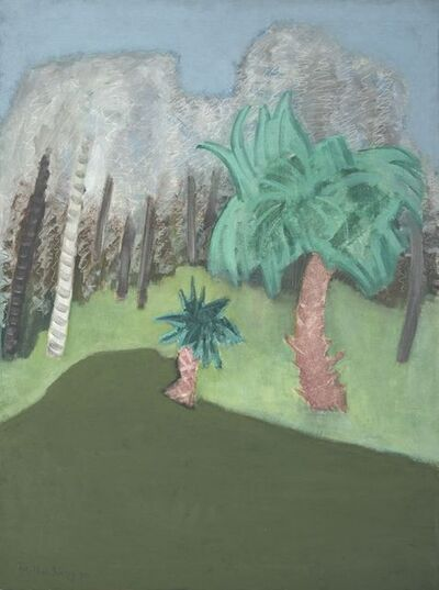 Milton Avery, 'Florida Swamp', 1951