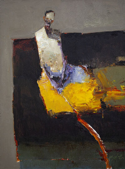 Danny McCaw, 'Abstract Figure', 2019