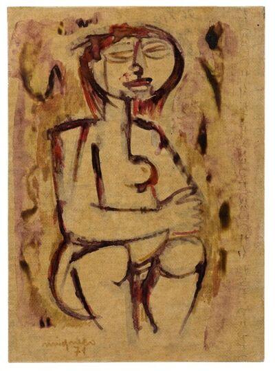 Giuseppe Migneco, 'Untitled', 1971