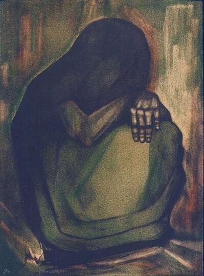 """Gustavo Montoya, '""""Silencio Pétreo""""', 1985"""