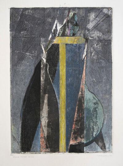Miklos Pogany, 'Quelle Antiche Ombre', 1987