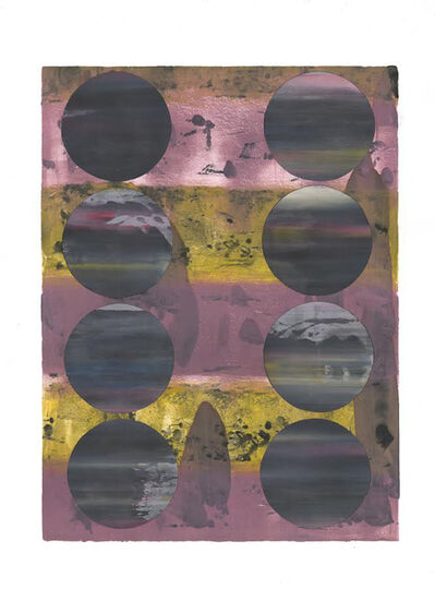 Deborah Friedman, 'Paper Moon II'