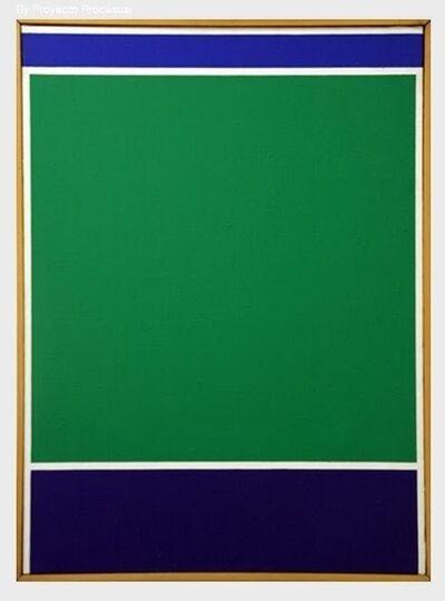 Waldo Balart, 'Conjunto no vacío (not empty sets)', 1979