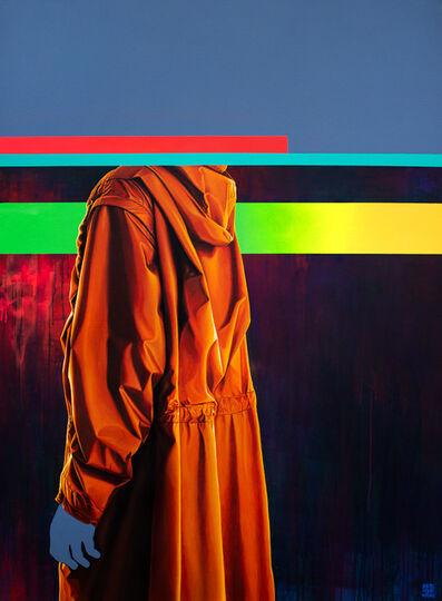 Sebastián Riffo Montenegro, 'Raincoat 10', 2018