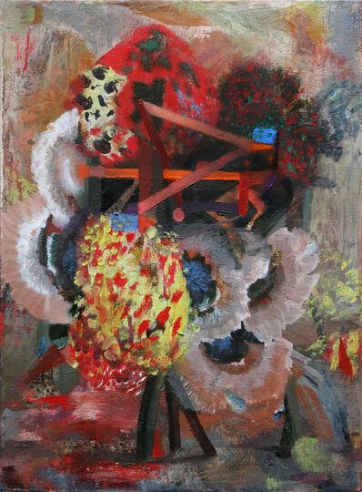 Lumin Wakoa, 'spinning', 2017